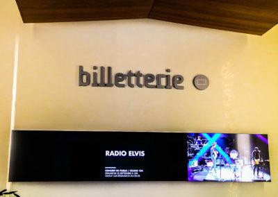 Bandeau 3x55'' (Maison de la Radio, Paris)