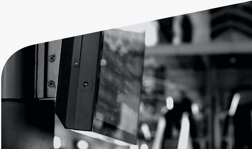 écran d'affichage dynamique COTEP