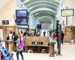 TRANSILIEN – Gare Versailles Chantiers