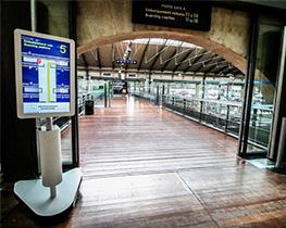 EUROSTAR – Paris-Nord Terminal & Lille-Europe Terminal
