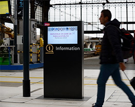 SNCF – Gare Paris Austerlitz
