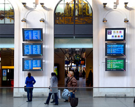 SNCF – Paris Saint-Lazare train station