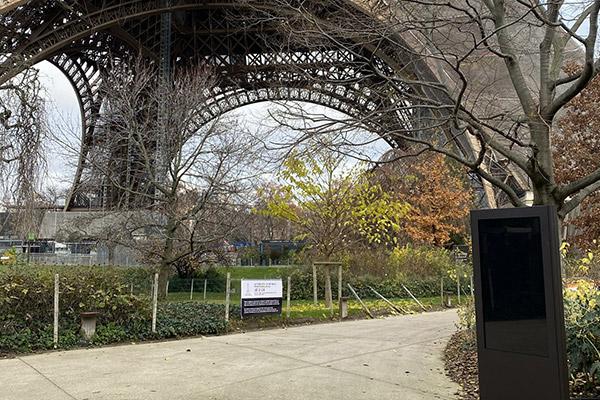 COTEP à la Tour Eiffel !